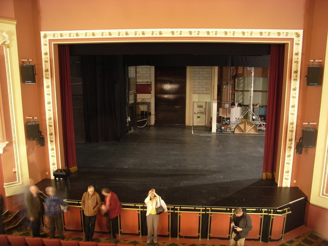 The Palace Theatre Mansfield in May 2008