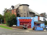 The Rock Mansfield in September 2006