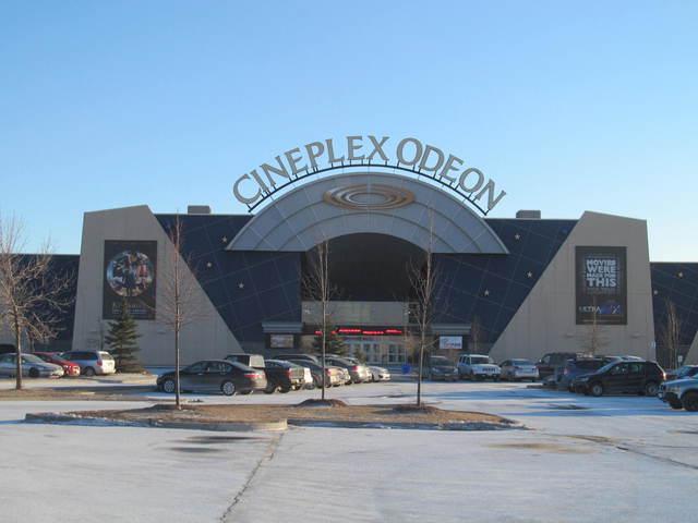 Cineplex Odeon Eglinton Town Centre Cinemas