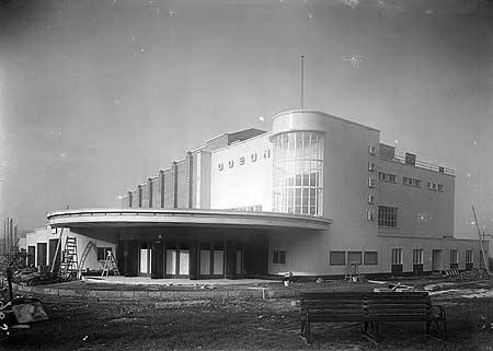 Odeon Cinema, Well Hall Road, Eltham,1936