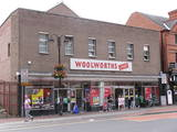 Bulwell Olympia as Woolworths in July 2004