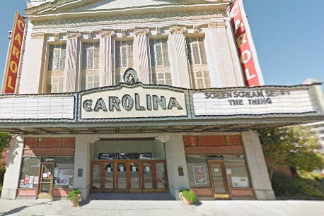 carolina theatre in greensboro nc cinema treasures