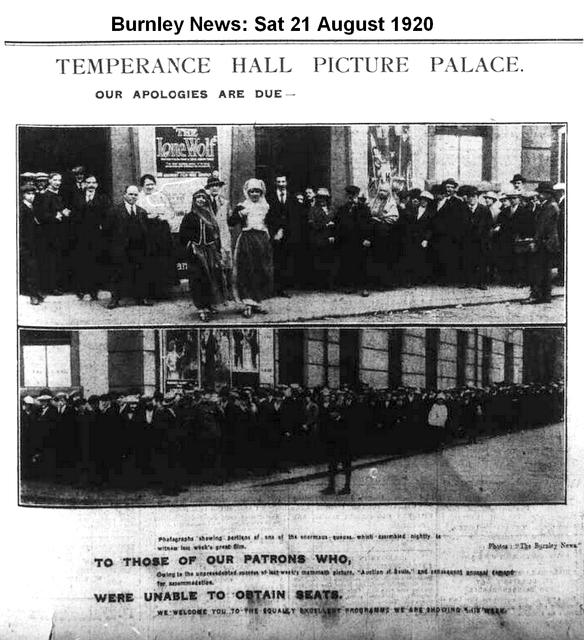 Temperance Hall