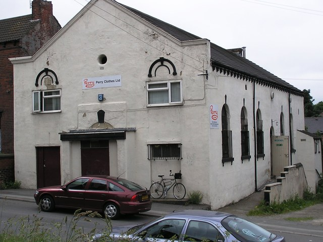 The Carr Croft Cinema in Armley, Leeds in June 2004