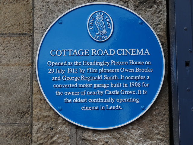 Cottage Road Cinema