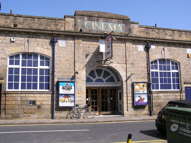 Cottage Road Cinema In Leeds Gb Cinema Treasures