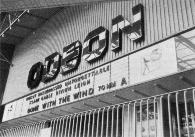 Odeon Merrion Centre Leeds