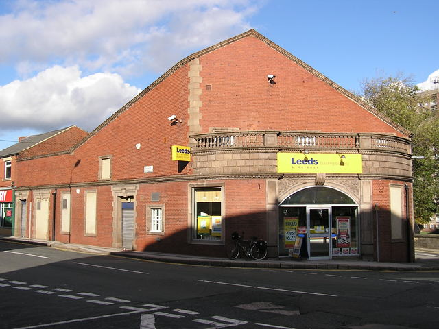The Picture House, Holbeck, Leeds in October 2004