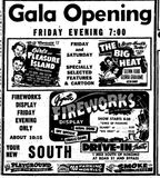June 11th, 1954 grand opening ad