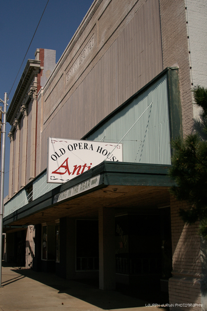 El Reno Theatre