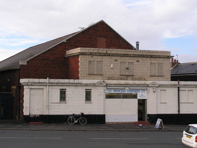 The Princess, Richmond Hill, Leeds in October 2004