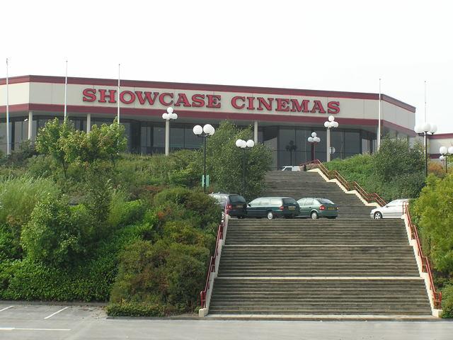 The Showcase in September 2003