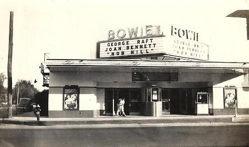bowie theatre in brownwood tx cinema treasures