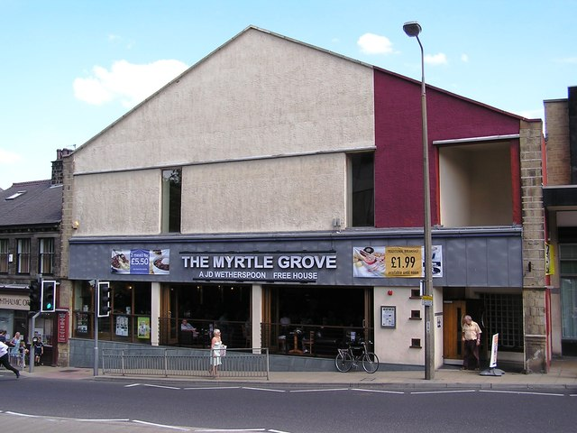 The Myrtle Bingley as Wetherspoons in July 2006