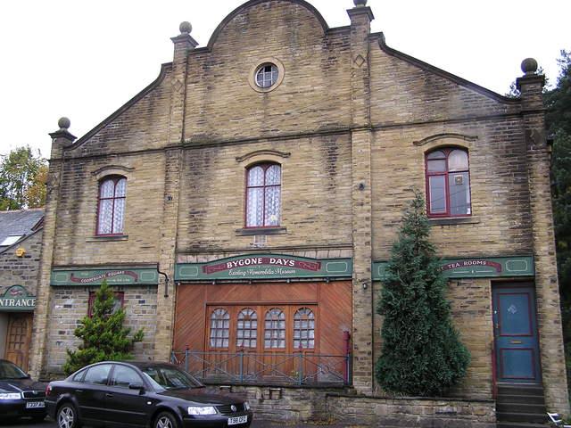 The Hippodrome Haworth in October 2002