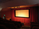The upstairs screen at The Picture House Keighley in April 2010