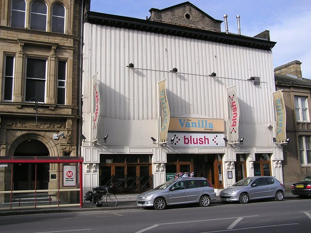 The Regent Keighley in February 2006