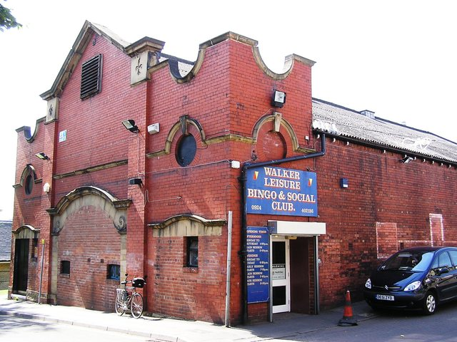 The Picture Palace Heckmondwike in June 2005