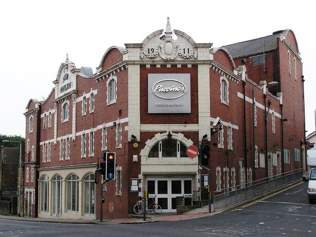 The Pavilion Morley in June 2006