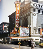 CHICAGO Theatre; Chicago, Illinois.