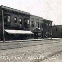 MAJESTIC Theatre; East Moline, Illinois.