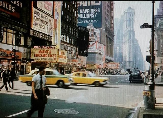 1957 photo courtesy of Taryn Brody.