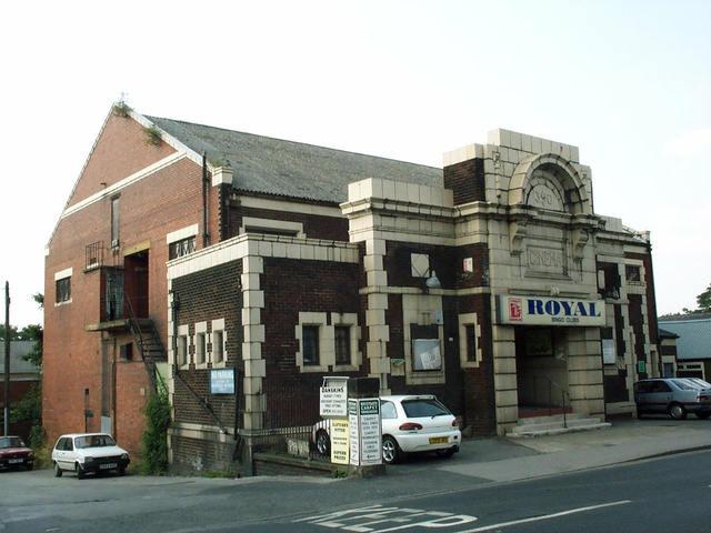 The Beech Hill Cinema in Otley in August 1999