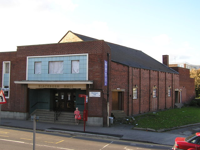 The Empire / Blackburn Hall in Rothwell in October 2004
