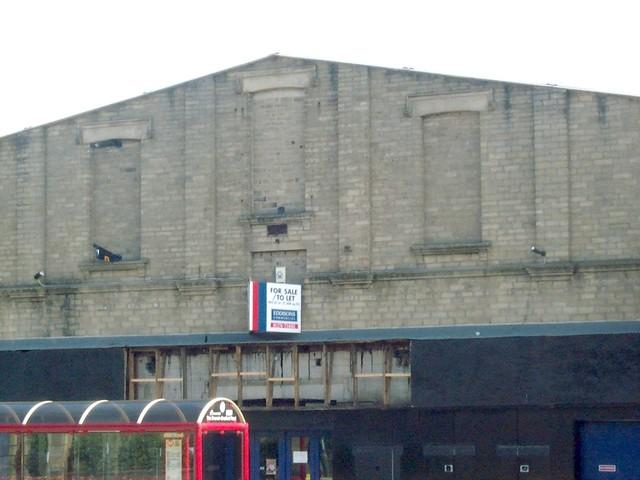 Shipley Flicks in April 2003