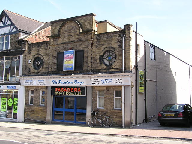 The Palace Pudsey in June 2005