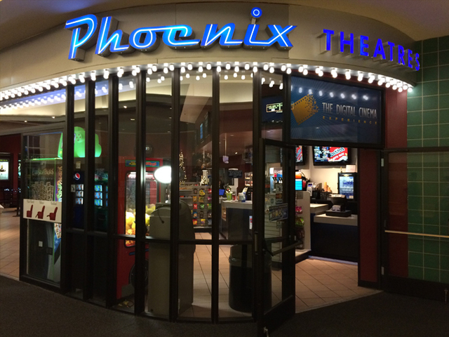 Phoenix Theatres Mall Of Monroe