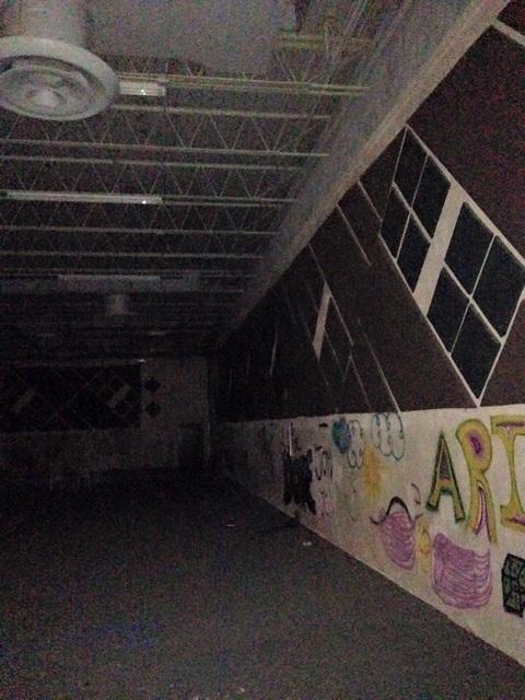 Screen room 1