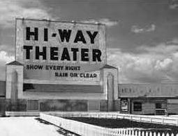 Hi-Way Theater, Marion, Indiana