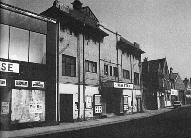 The New Star Castleford in 1973