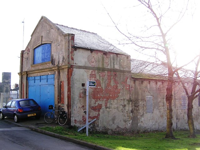 The Picture House Hemsworth in February 2005