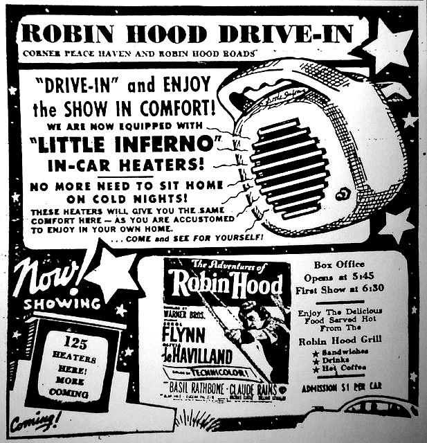 Robin Hood Drive-In
