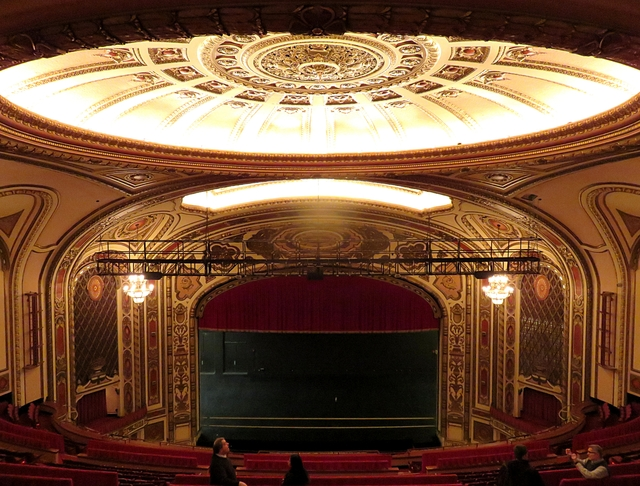 cadillac palace theatre cinema treasures. Cars Review. Best American Auto & Cars Review