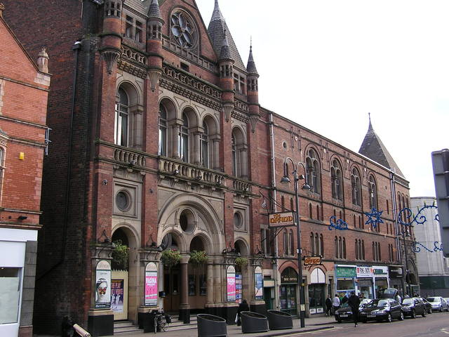 Leeds Grand Theatre in October 2004