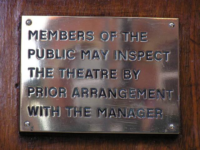 Leeds Grand Theatre in October 2004