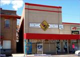 Rogue Theater ... Matador Texas