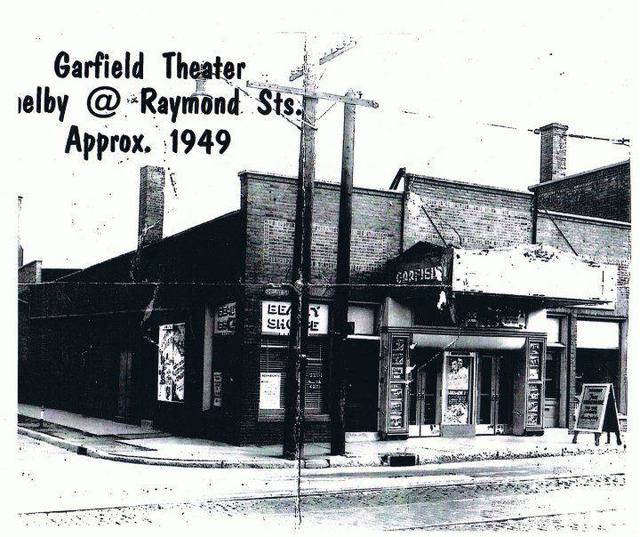 Garfield Theatre, 1949.