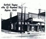 Garfield Theatre, 1949.