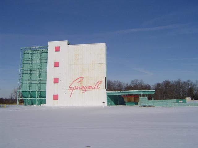 Springmill Drive-In