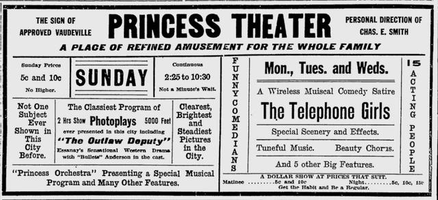 1911 ad
