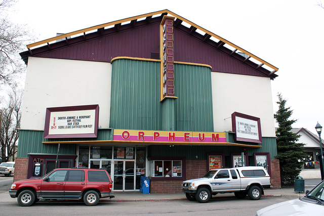 Orpheum Theater, Flagstaff, AZ