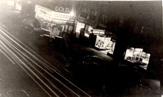 Gold Theater, c. 1940s