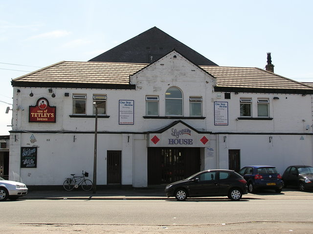 The Lyceum Bradford in June 2005