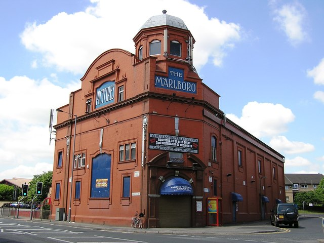 The Marlborough Bradford in June 2005