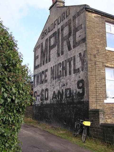 Bradford Empire Advert