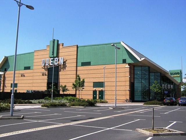 The Odeon multiplex Leeds/Bradford in June 2005